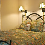 Cozy, quiet, queen bed, walking distance to the downtown mall in historic Charlottesville, VA at The Inn at 400 West High bed and breakfast
